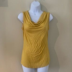 The Limited cowl neck tank
